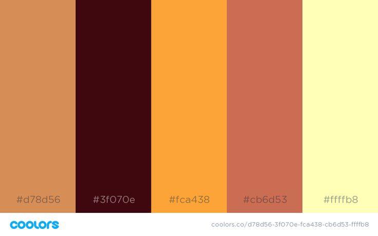 deze kleuren worden gebruikt op de Franse poster van 'the good, the bad & the ugly' ook hier worden de kleuren oranje & geel gebruikt voor de achtergrond. Bruin en de verschillende variaties van bruin worden dan weer gebruikt voor de personages vorm te geven.