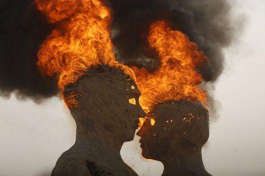 Burning man 2014 Huffington post