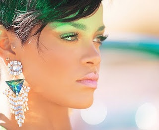 rihanna tragus ear piercing. i had this done at a really good piercing parlor and it didnt hurt at all