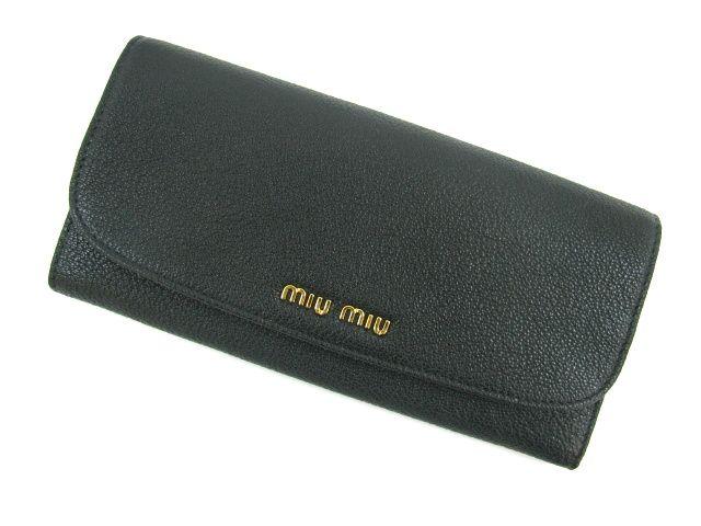 ミュウミュウZIP長財布(MI5M1109) -ミュウミュウ財布コピー