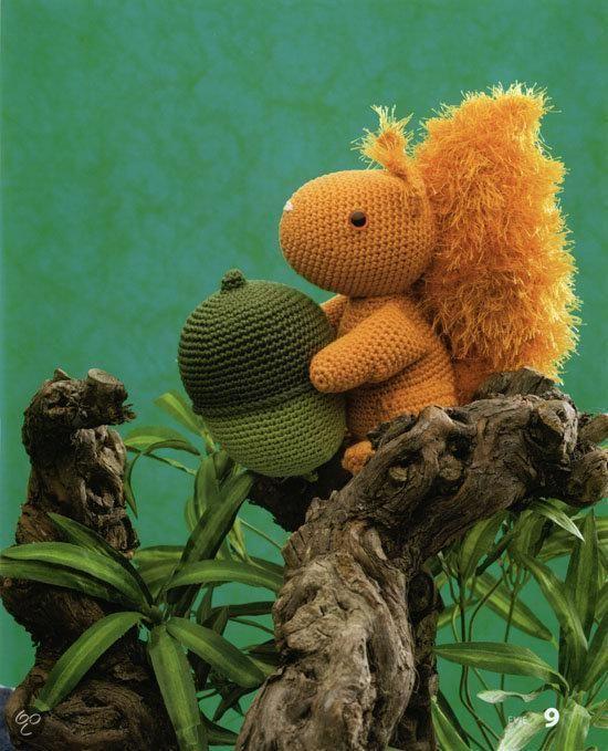 Kleine Knuffels Haken Haken Crochet Amigurumi En Baby