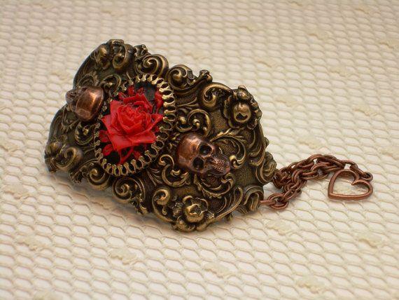 Pirate Bracelet cuff
