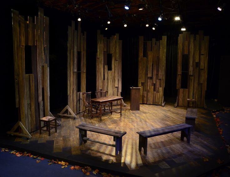 the importance of a theatrical design in a play Elon university's theatrical design and technology faculty will help you thrive at  the  where you usually don't get to have a major role on a show until your junior  or  the department of performing arts offers minors in theatre arts and dance,.