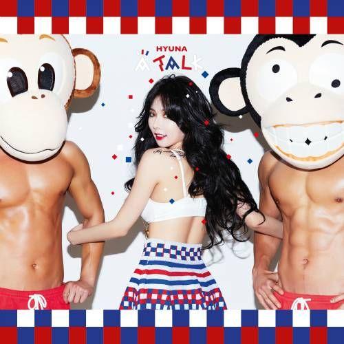 [Album and MV Review] HyunA - 'A Talk'   http://www.allkpop.com/review/2014/07/album-and-mv-review-hyuna-a-talk