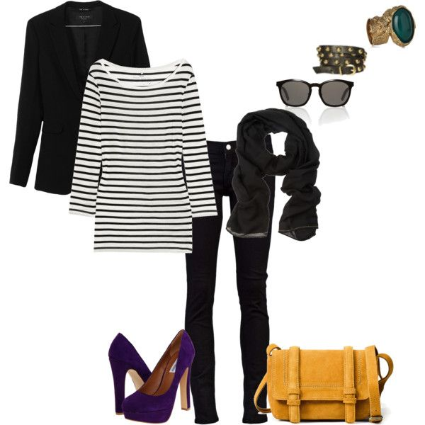 dressy casual outfit