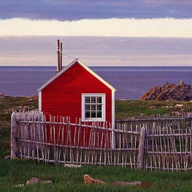 Bonavista, Newfoundland, Canada. Photo by Stephen Reebs in Canadian Geographic.