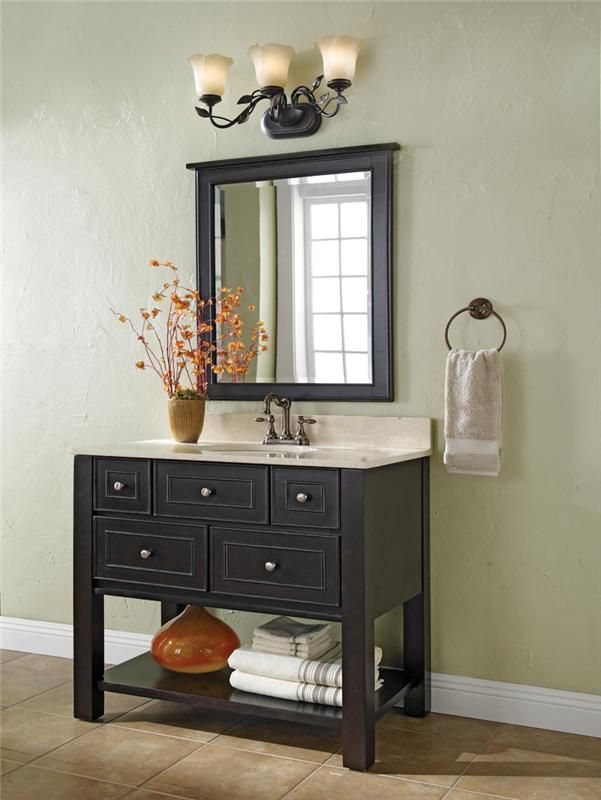 Website Photo Gallery Examples allen roth Hagen Bath Vanity Collection