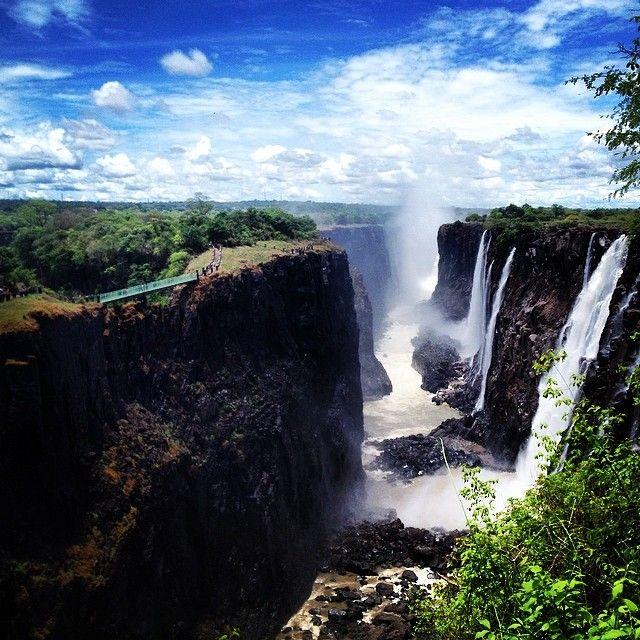 Favori 61 best Victoria Falls images on Pinterest | Victoria falls  ZC48