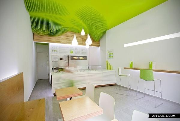 Froyo Yogurteria // Ahylo Studio | Afflante.com