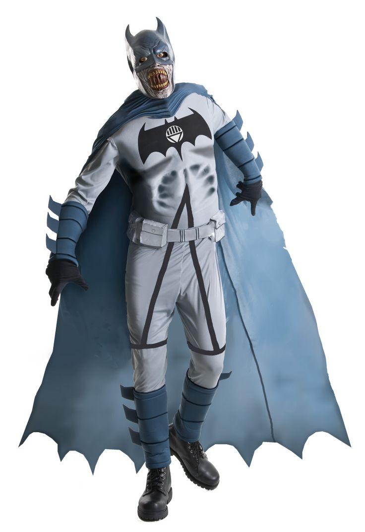 Disfraz de Batman™ zombi. Disponible en www.vegaoo.es