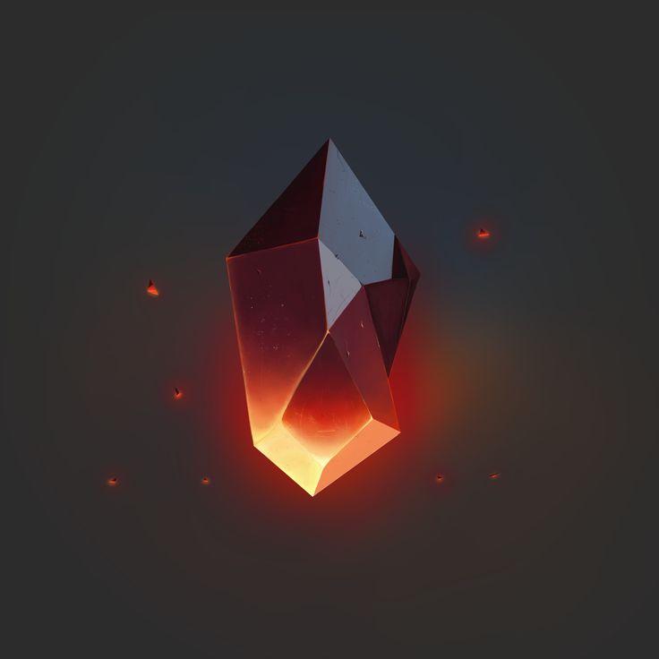 ArtStation - crystal , Tosha C.
