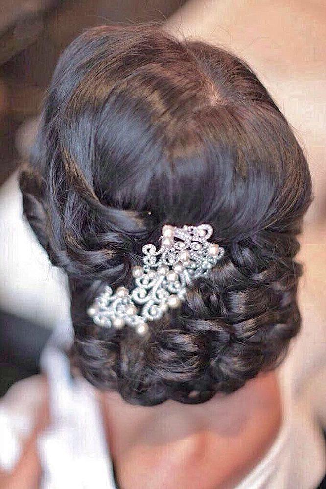 28 best Amazing Wedding Hair images on Pinterest | Wedding ...