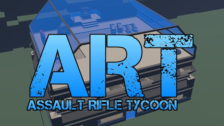 Assault Rifle Tycoon - ROBLOX