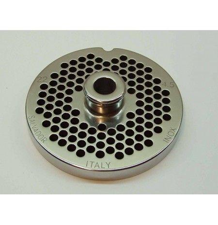 Πλάκα μηχανής κιμά Ν.22  4.5χιλιοστά