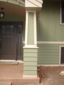 Ship Lap And Batten Board Together House Siding Hardie