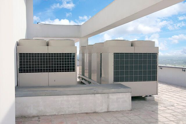 In All Hvac Units The Heat Is Either Removed Or Added To Indoor Spaces By Coils Optimum Heat Transfer And System Efficiency Is Determined By How Clea Hvac Unit