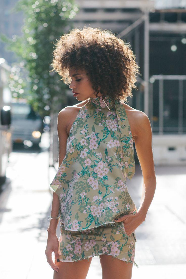 Ana Sofia Martins' New York Fashion Week @Miss_Ana_Sofia #nyfw
