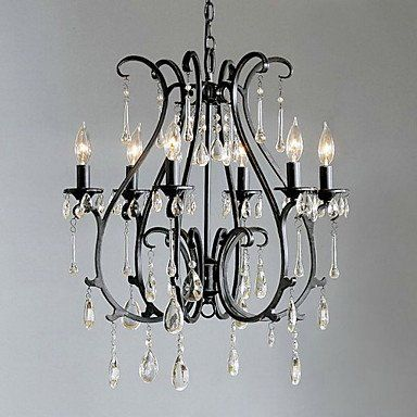 Mejores 16 imgenes de cheap designer chandeliers en pinterest modern 6 light candle crystal chandeliers feature cost 33999 aloadofball Gallery