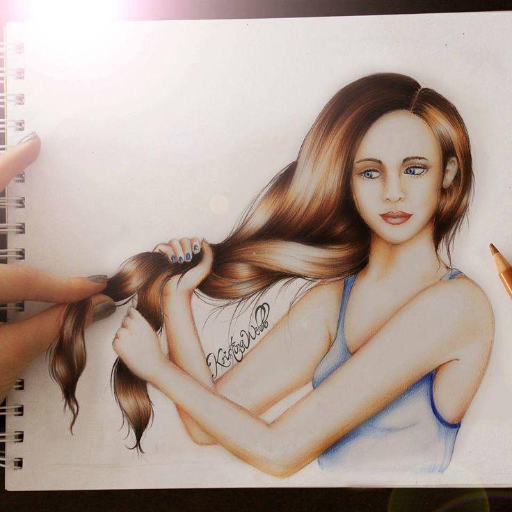 Kristina Webb Drawing Disney | By Kristina Webb Art