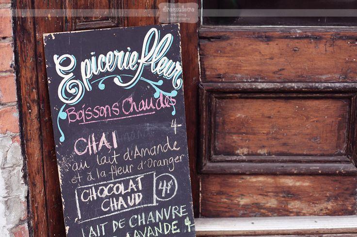 hot drinks, alternative milks  fuchsia epicerie fleur