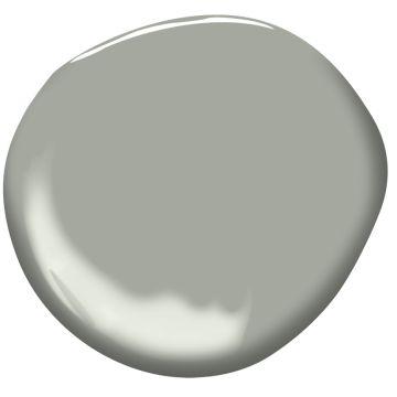 benjamin moore sabre gray