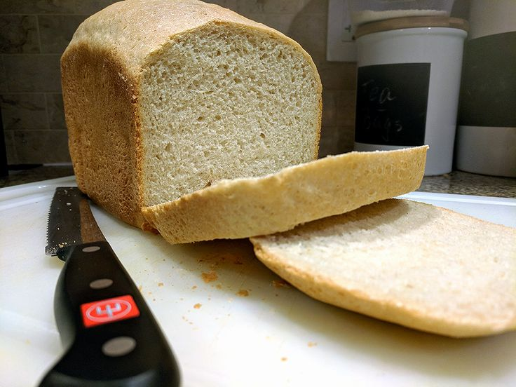 Basic Bread Machine Recipes New Basic White Bread Recipe ...