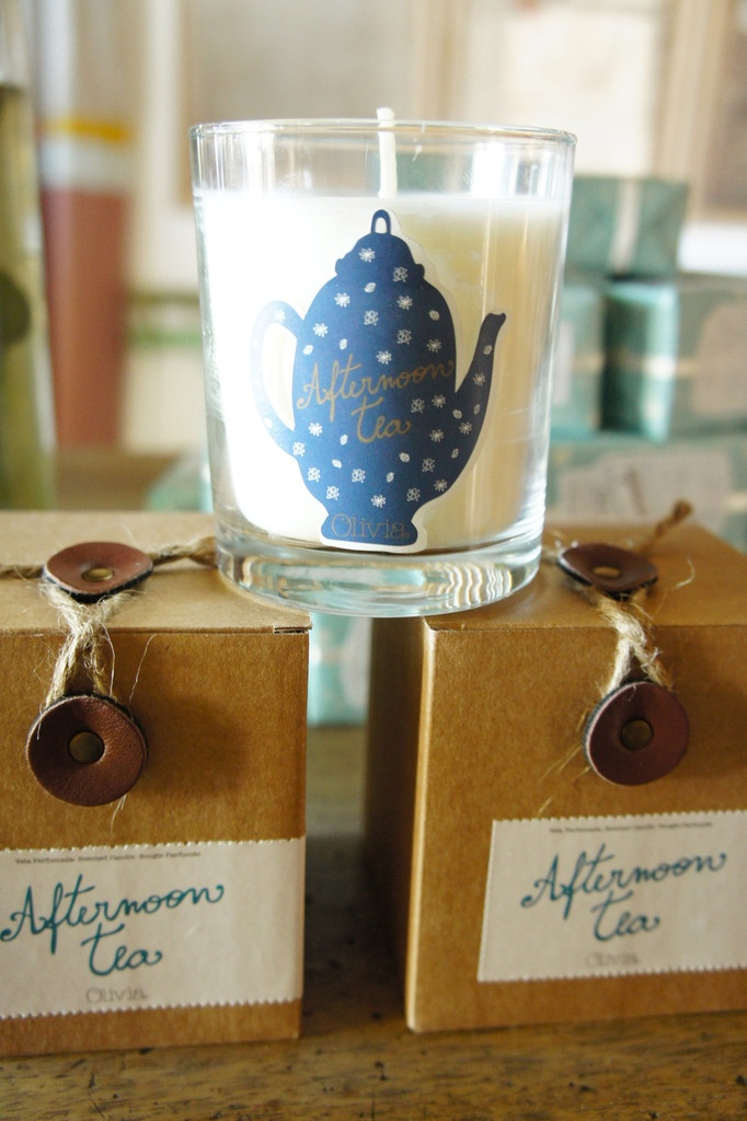 Afternoon Tea - Olivia Soap