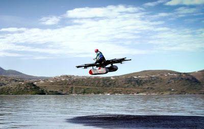 Latest Amazing Facts: Flying Car