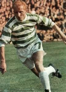 jimmy johnstone celtic (wee jinky)- one of scotland's best footballers