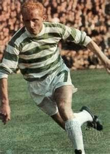 jimmy johnstone celtic (wee jinky)- one of scotland's best footballers