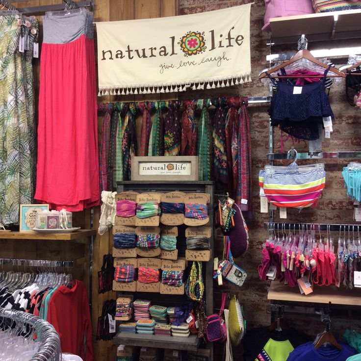 Natural life merchandising inspiration pinterest for Jewelry stores effingham il