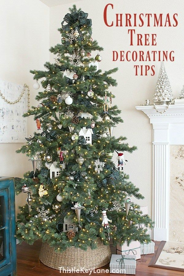 Tips On Decorating A Christmas Tree Thistle Key Lane Christmas Tree Decorating Tips Christmas Tree Decorations Christmas Tree