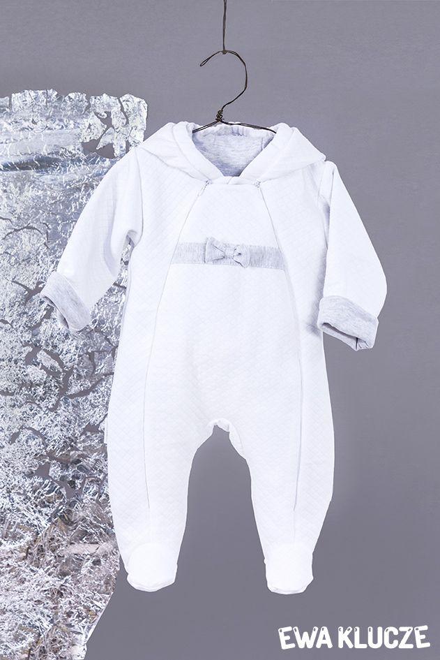 EWA KLUCZE, kolekcja ELEGANT, chrzest, pajac, ubranka dla dzieci, EWA KLUCZE, ELEGANT collection, baby clothes