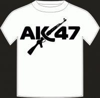 Ак 47 футболка