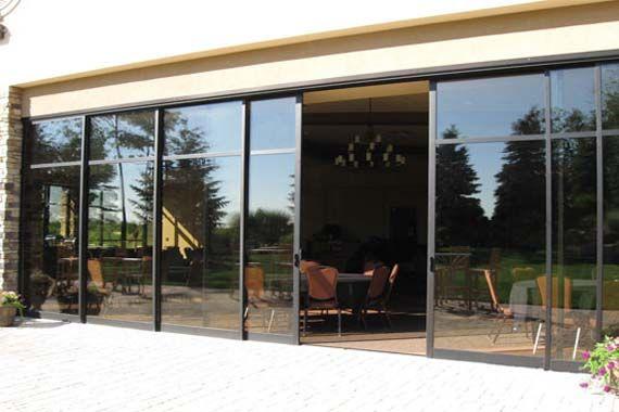 1000 Ideas About Exterior Sliding Doors On Pinterest French Doors Patio Exterior Barn Doors