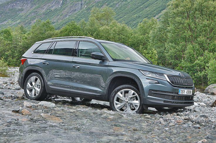 Skodas erstes SUV heißt Kodiaq. Hier gibt es alle Infos zu Motoren…