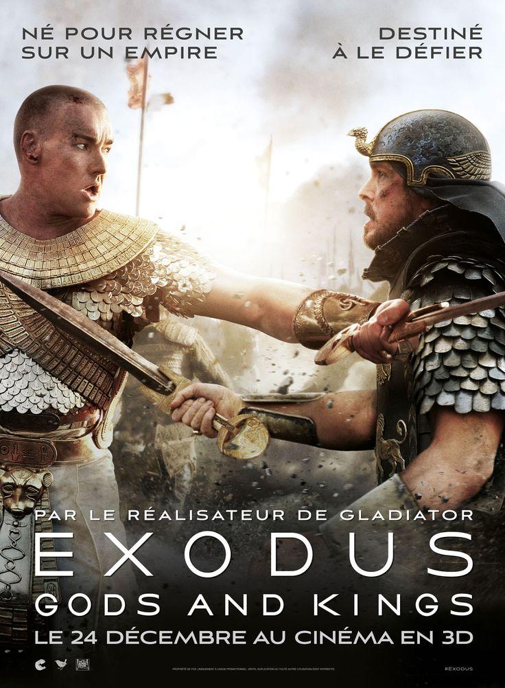 Exodus: Gods And Kings est un film de Ridley Scott avec Christian Bale, Joel Edgerton. Synopsis : L'histoire d'un homme qui osa braver la puissance de tout un empire.Ridley Scott nous offre une nouvelle vision de l'histoire de Moïse, lead