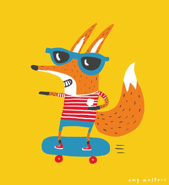 Children's Illustration - Amy Walters Illustrator