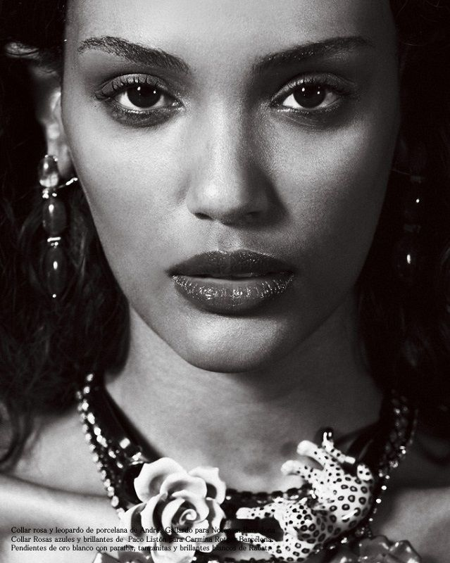 Исраэла Автау - самая красивая эфиопская еврейка (22 фото)