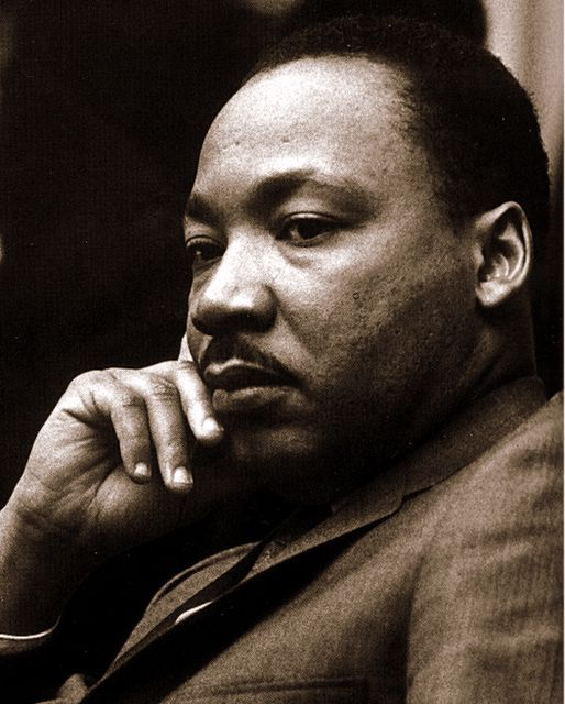 Martin Luther King Jr was one of America's most influential civil rights activists. His passionate, but non violent protests, helped to raise awareness of racial inequalities in America, leading to significant political change. Martin Luther King was also an eloquent orator who captured the imagination and hearts of people, both black and white.