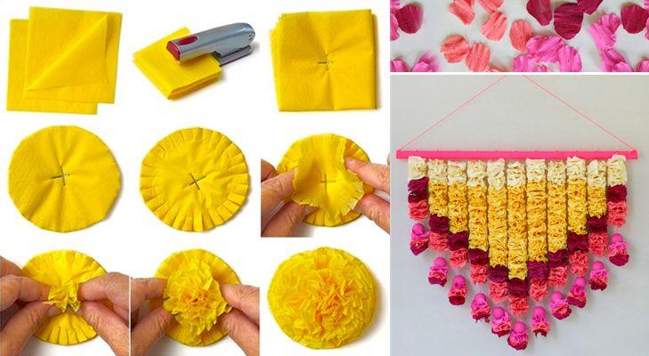 5 #DIY décor ideas to brighten up your #Diwali celebrations. #homedecor