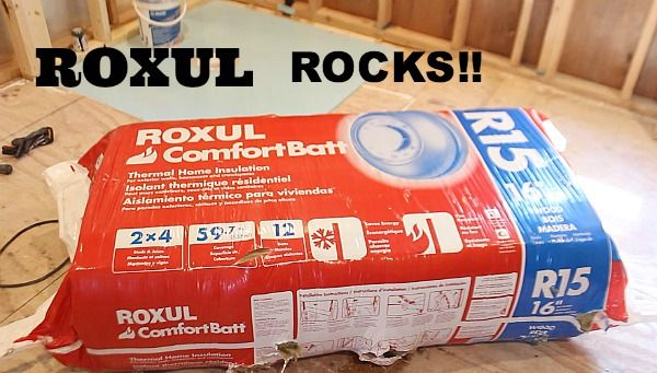 Hometalk :: Roxul Review: Remarkable Way to Insulate and Protect