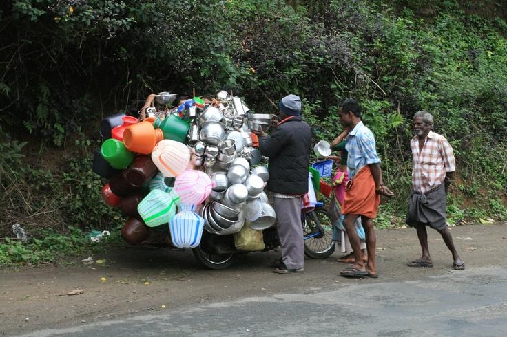 Street vender - Kumily, Kerala, India #Vedanta Wake up!: Maarten Meuleman, Incredible India, Wake Up, Vedanta Wake, Kerala India, India Vedanta, Street Vender