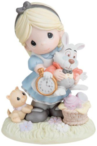 Precious Moments Disney Collection, It's Never Too Late For Fun With Friends Precious Moments