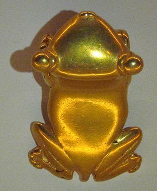 Pre-Columbian frog, South Americas