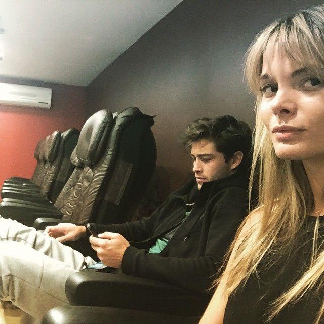 Francisco Lachowski & Jessiann Gravel Beland
