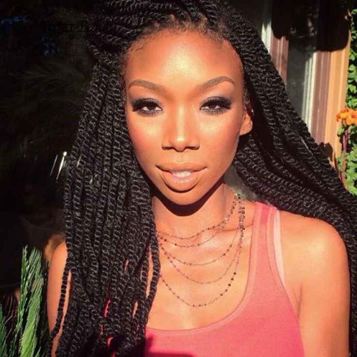 senegalese twists ideas