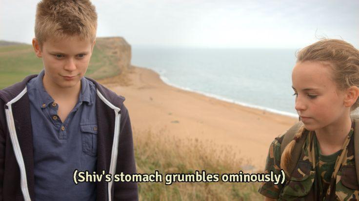 Best subtitle ever! #fartjoke #nelsonnutmeg #funnypic