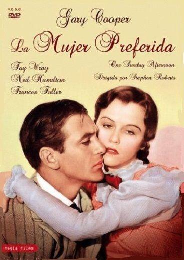 La mujer preferida (1933)