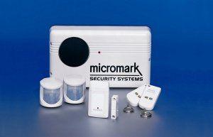 Wireless Burglar Alarm from Micromark